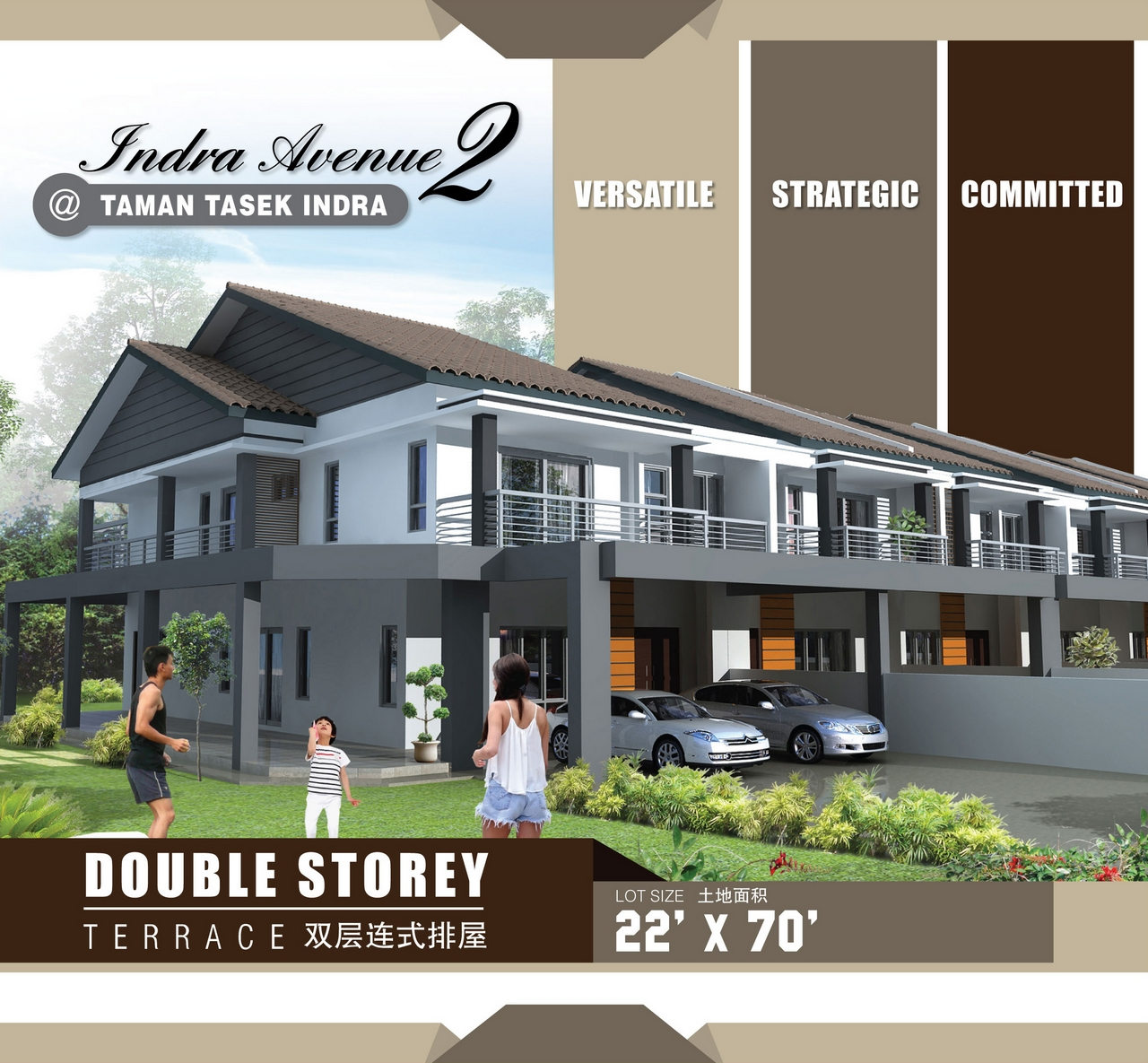 indra avenue 2 1 visual